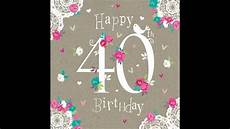 reena hare 40th birthday messages