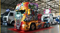 truck show of the pipe 2018 truck show in ireland