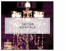 all occasions chic decor event design decor rental