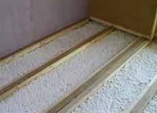 come isolare un pavimento isolante termico per solai isolamento
