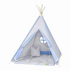 My Teepee Mt01gr Spielzelt F 252 R Kinder Tipi Made In