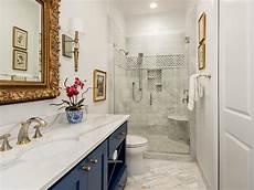 guest bathroom ideas guest bathroom gets a luxe hotel feel