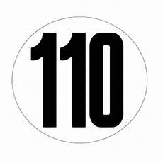 Adh 233 Sif Disque Limitation De Vitesse Poids Lourds 110 Kmh