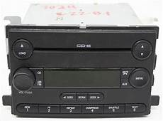 Ford Freestar 2004 2005 Factory Am Fm Stereo 6 Disc