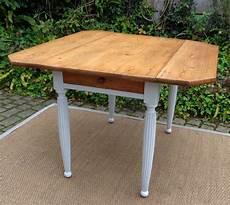 table carr 233 e pour cuisine plateau en bois naturel