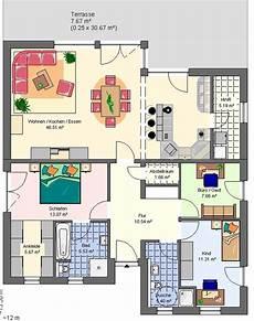 bungalow grundriss 3 schlafzimmer kowalski haus sibel 120