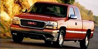 Used 2000 GMC New Sierra 1500 Wideside Extended Cab