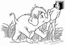 Dschungelbuch Figuren Malvorlagen Ausmalbilder Dschungelbuch Kostenlos Malvorlagen Zum