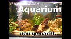 My Fish Kleines Aquarium Tutorial 50 Liter Aquarium