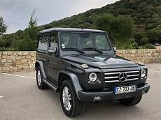 mercedes g occasion mercedes classe g occasion 4x4 224 mulhouse 68 3 portes annonce n 176 17888851