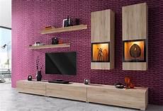 wohnwand baros landelijk tv wandmeubel