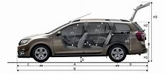 Dacia Logan Mcv Specifikationer