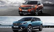 Peugeot Announce New Versions Of Their 3008 And 5008 Suv S