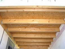 Basti 180 S Holzpage Carport Deckenverkleidung