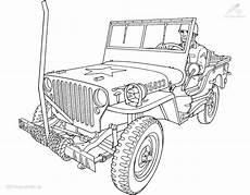 Bilder Zum Ausmalen Jeep Ausmalbild Jeep