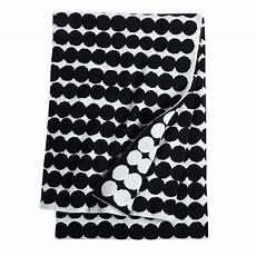 decke schwarz weiß r 228 symatto decke marimekko connox