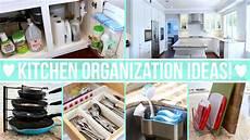 kitchen organization ideas youtube