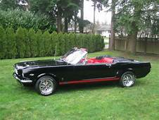 1965 K Code Mustang GT Convertible 4 Speed RARE