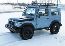 Suzuki Sidekick Roof Rack by Find New 1988 5 Suzuki Samurai 4x4 Tin Top Roof Rack Suv