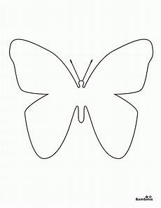 6 pics of easy butterfly coloring pages simple butterfly