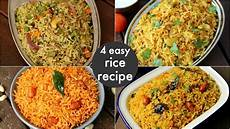 4 Easy Instant Rice Recipes Lunch Box Recipes Ideas