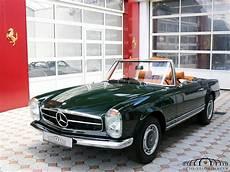 Mercedes 280 Sl Pagode Cabrio Auto Salon Singen