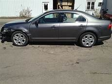 repair anti lock braking 2010 ford fusion transmission control sell used 2010 ford fusion se 2 5l 24k damage easy fix salvage rebuildable in rochester