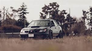 Subaru Impreza Wrx Sti Tuning Car Machine