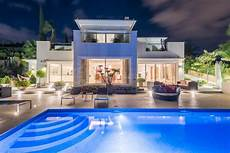 modern villa brings elegance to modern and villa with phenomenal panoramic views