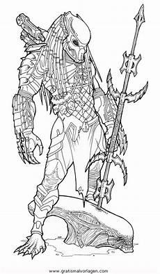 Malvorlagen Buchstaben Quest Predator 3 Gratis Malvorlage In Fantasie Ausmalen
