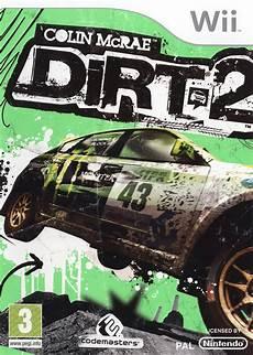 Colin Mcrae Dirt 2 Sur Wii Jeuxvideo