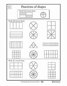 fraction shaded in worksheets 3980 free printable 3rd grade math worksheets word lists and activities page 9 of 26 greatschools