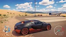 Buggati Veyron Crash by 2011 Bugatti Veyron Sport Speed Jump Crash Test
