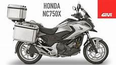 Nc 750 X - honda nc750x by givi