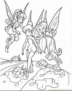 coloring pages teaching tinkerbell gt disney