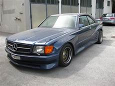 mercedes sec 500 1985 mercedes 500 sec w126 is listed for sale on