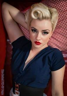 How To Do 50s Hairstyles For Hair what are some easy 50s hairstyles quora