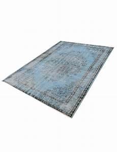 vintage teppich blau vintage teppich blau 262 x 170