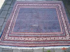 blauer teppich blauer teppich handgekn 252 pft 044 kaufen auf ricardo
