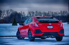 2017 Honda Civic Hatch Sport