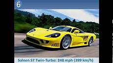 Top 10 Fastest Cars In The World 2016 With Images Top