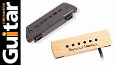 seymour duncan woody seymour duncan mag mic and woody review guitar interactive magazine