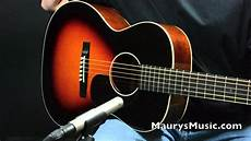 The Martin Ceo 7 At Maurysmusic