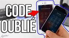 j ai trouvé un iphone comment d 233 verrouiller un iphone sans mot de passe code