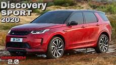 2020 land rover discovery sport novo land rover discovery sport 2020 garagem 2 0