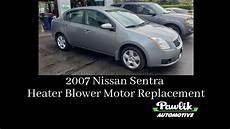 auto body repair training 2007 nissan sentra auto manual 2007 nissan sentra heater blower motor replacement pawlik automotive repair vancouver bc