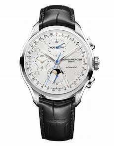 pre sihh 2016 baume et mercier clifton chronograph