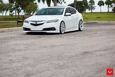 acura tlx vossen flow formed series vfs6