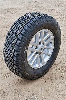 Continental Tyres General Grabber At Wins 4x4 Tire Test