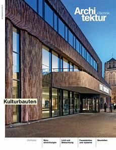 Architektur Technik 01 2017 By Bl Verlag Ag Issuu